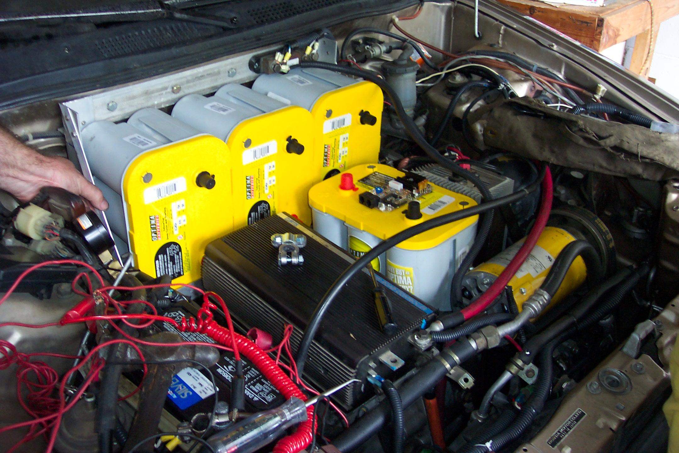 Judeberts Ev Conversion Diary Family Fun Wiring Schematic Dc Car Electrical Diagrams